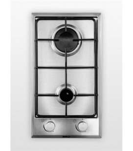 PLACA GAS HDCG32220FX 2F NATURAL INOX OFERTA