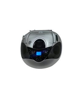 RADIOCD NVR474U USB MP3 PLATA