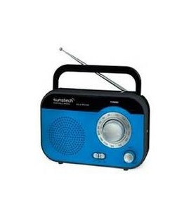 RADIO TRANSISTOR RPS560BL AZUL