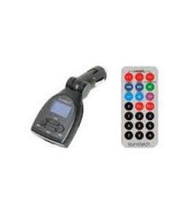 MP3 REPROD FLASH FM TRANSMITTER FMT110BK