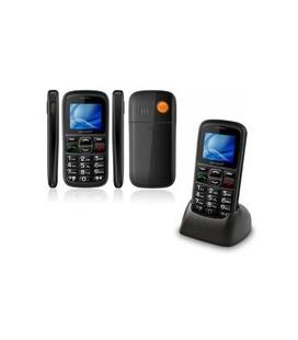 "TELEFONO MOVIL CEL10BK 1,77"" PARA PERS MAYOR"